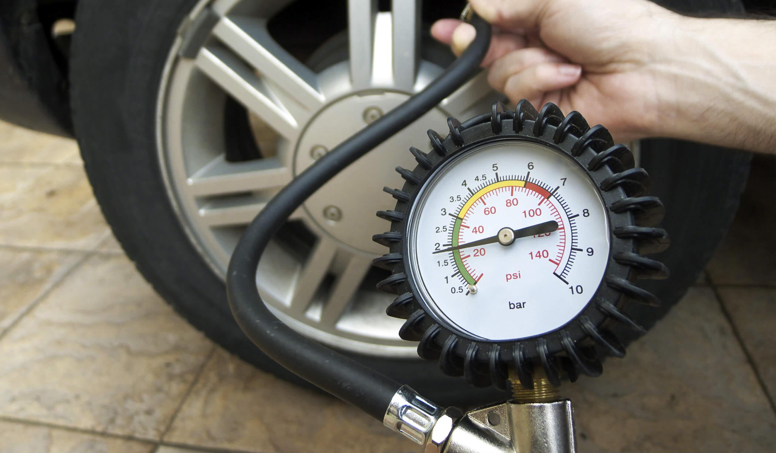 Давление в шинах ТЛК 200