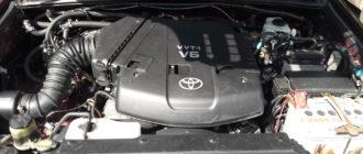 Двигатель Прадо 120 4 литра