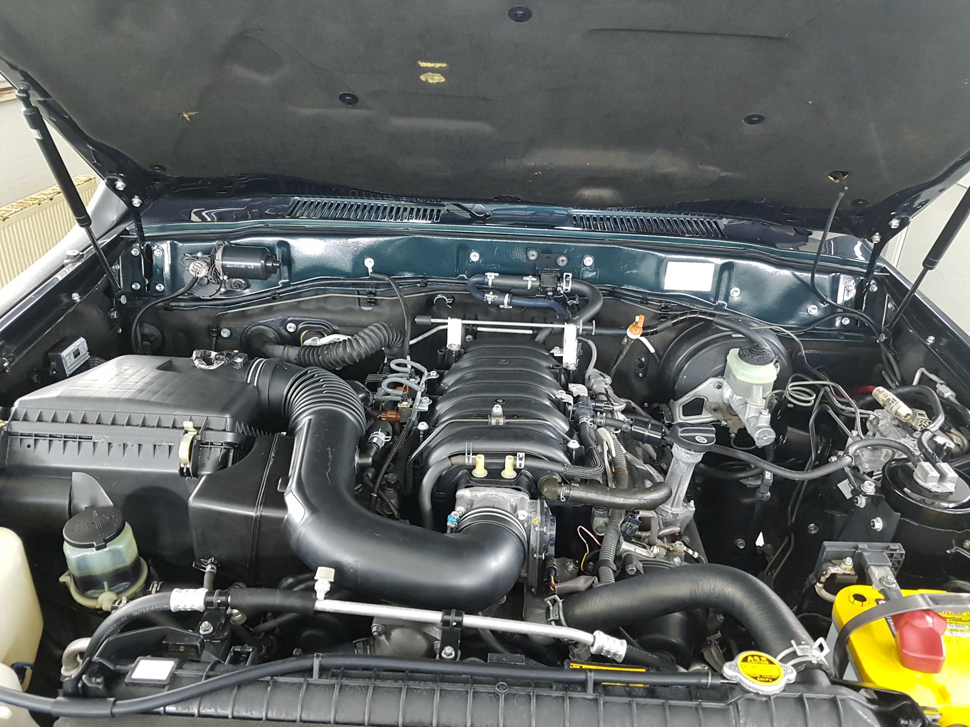 Двигатель ТЛК 105
