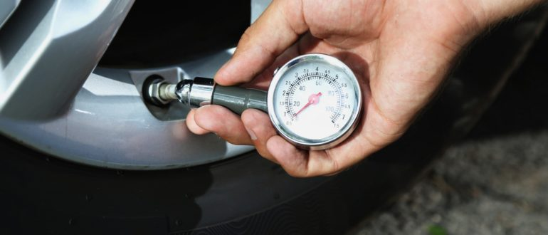давление в шинах прадо 150