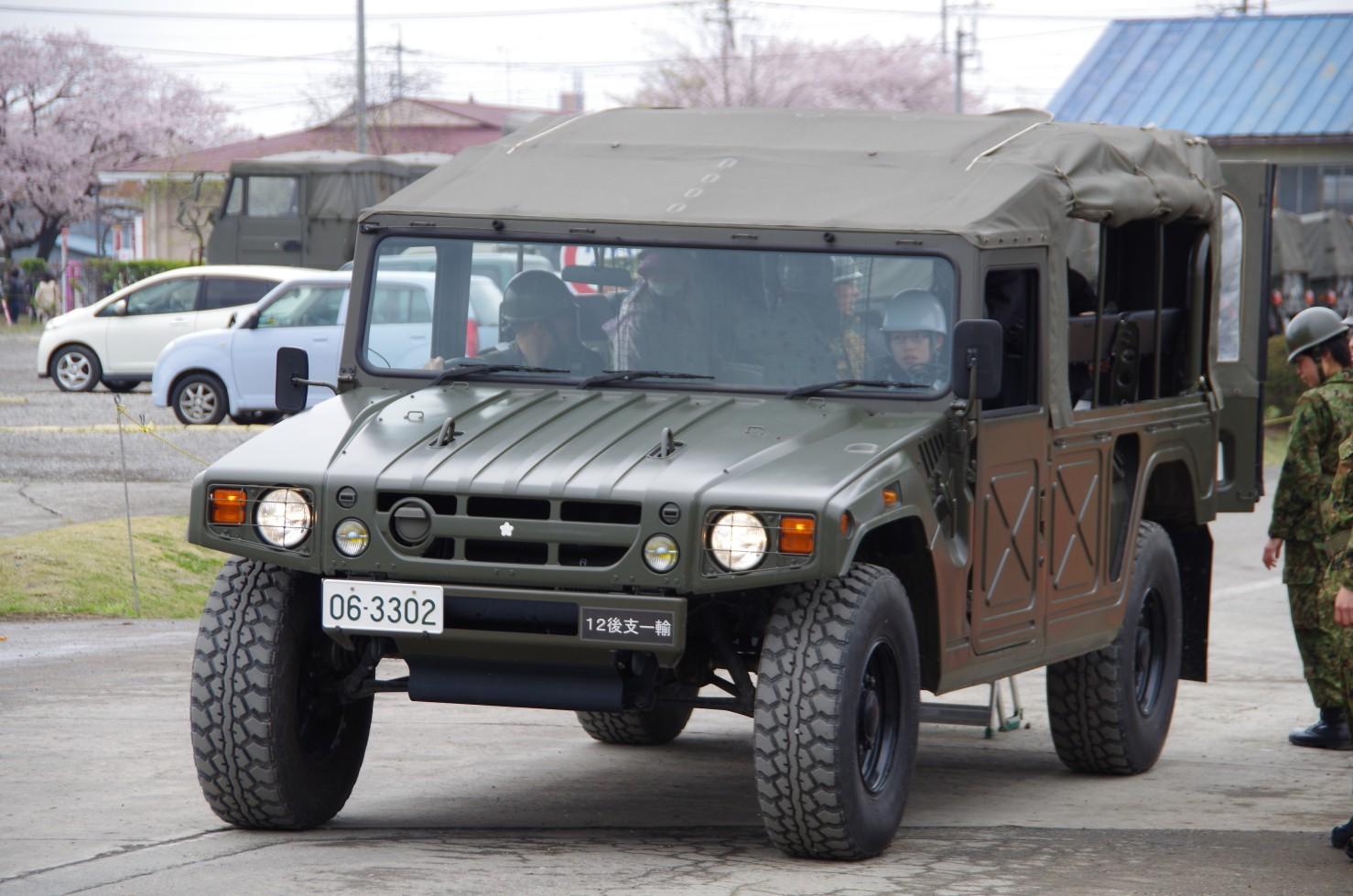Военный Тойота Мега Крузер