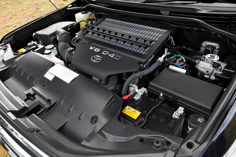 ТЛК 200 дизельный двигатель