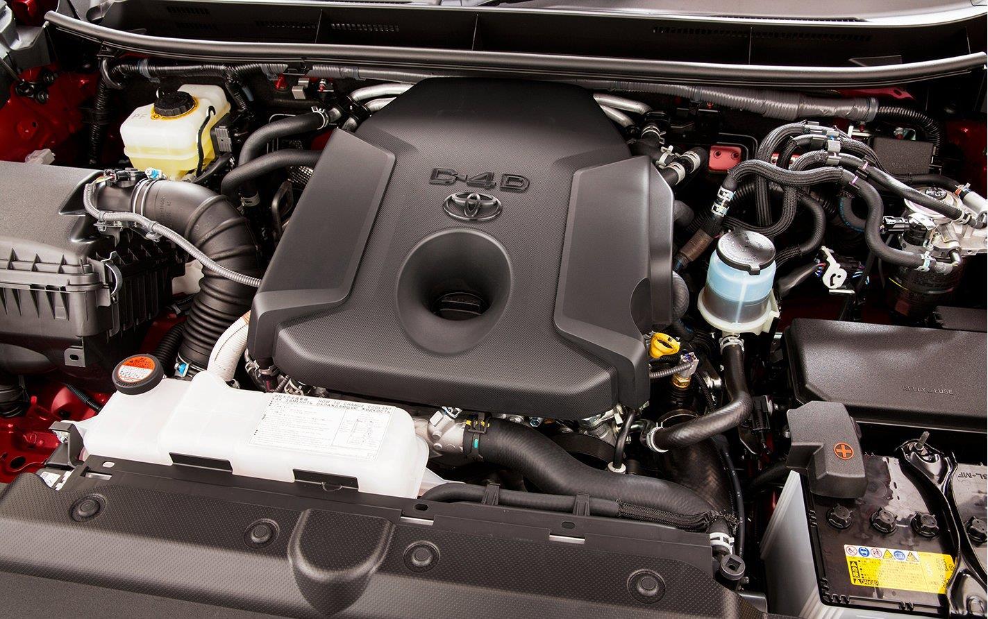 Двигатель Тойота Прадо