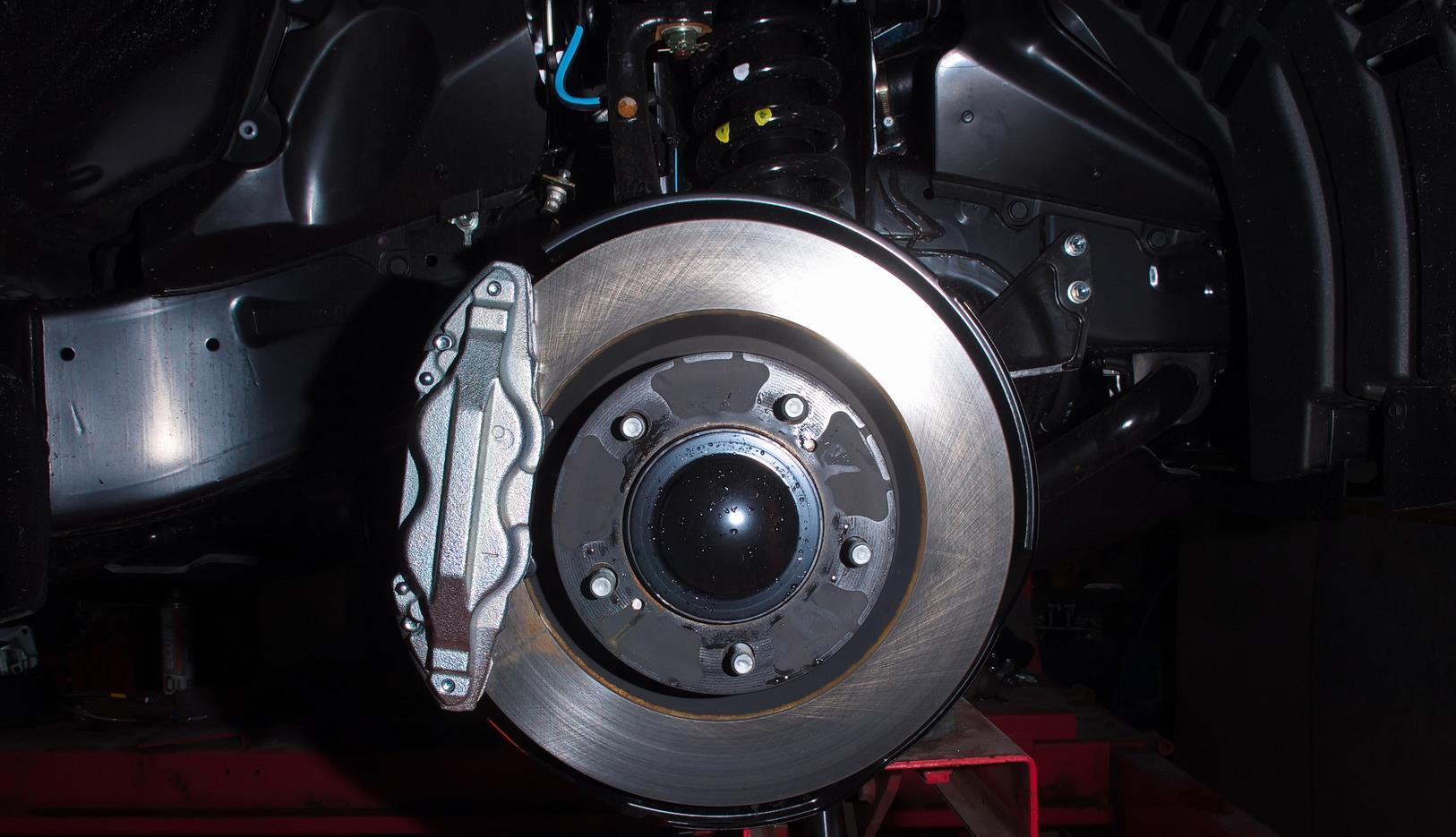 Усиленные тормоза ТЛК 200