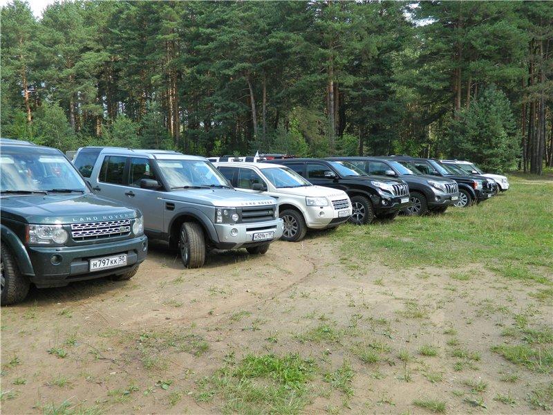 Съезд крузеров