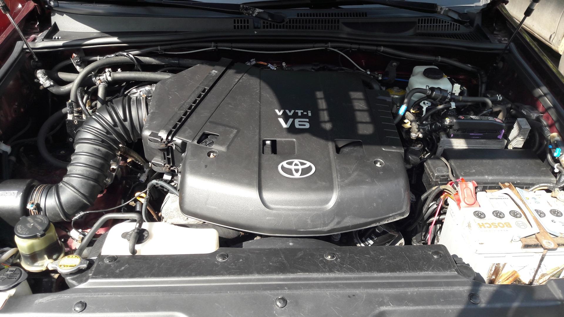 V6 двигатель тлк 100