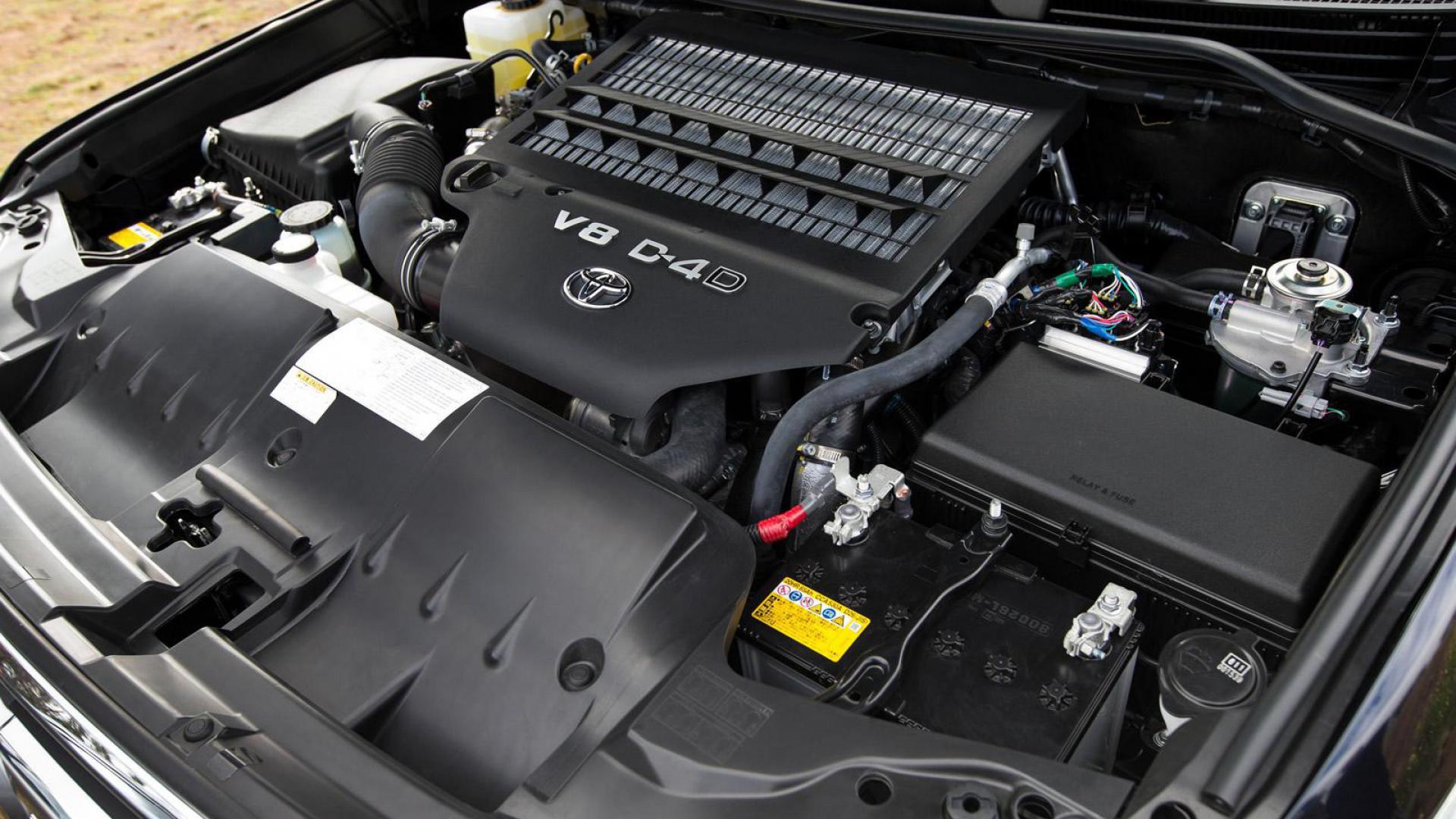 Дизельный двигатель ТЛК 200