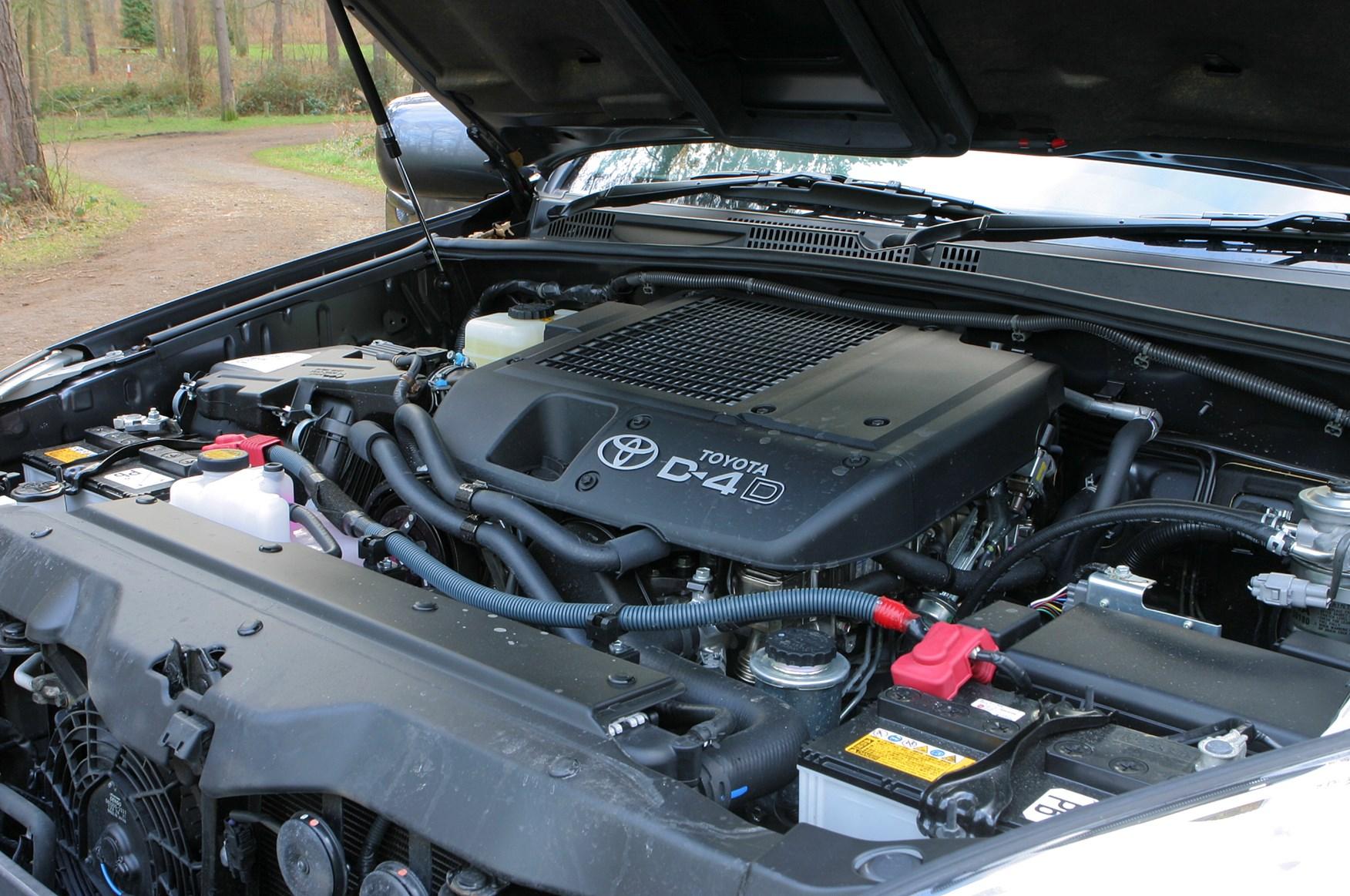 Двигатель Прадо 150 дизель 2.7 литра