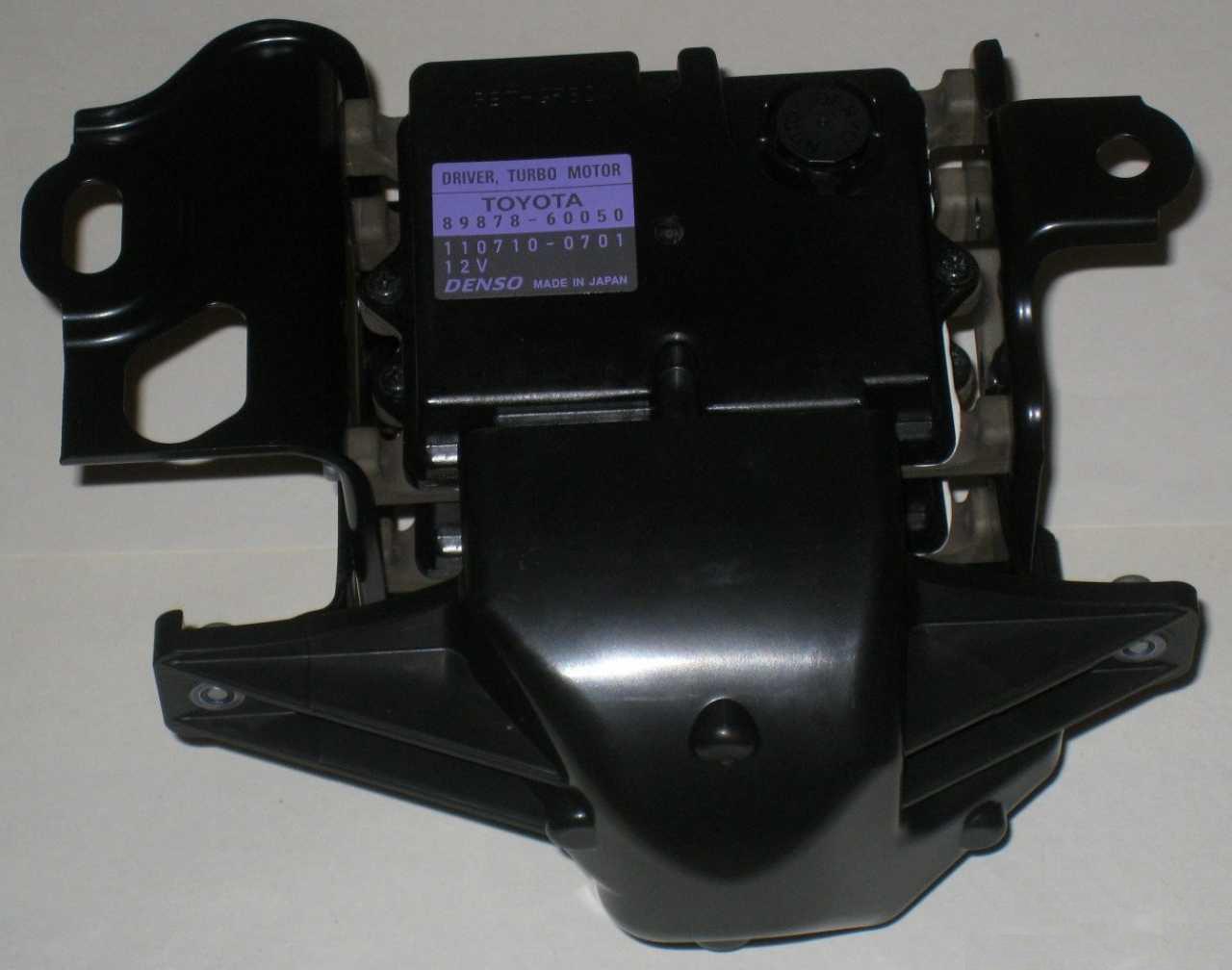 Блок управления турбинами ТЛК 200