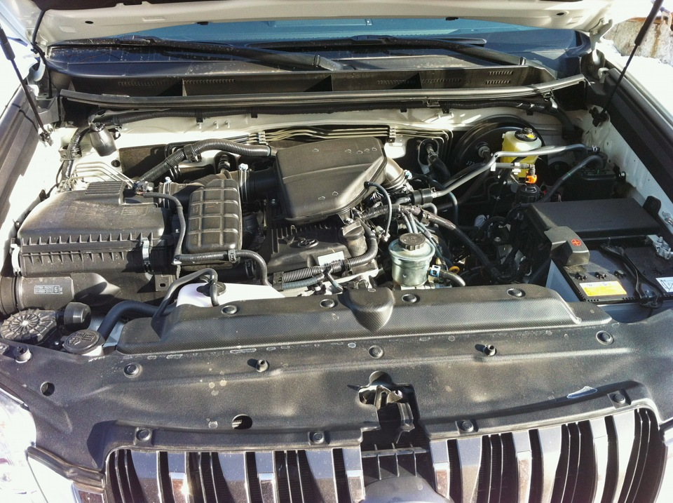 Двигатель Прадо 150 2 7л