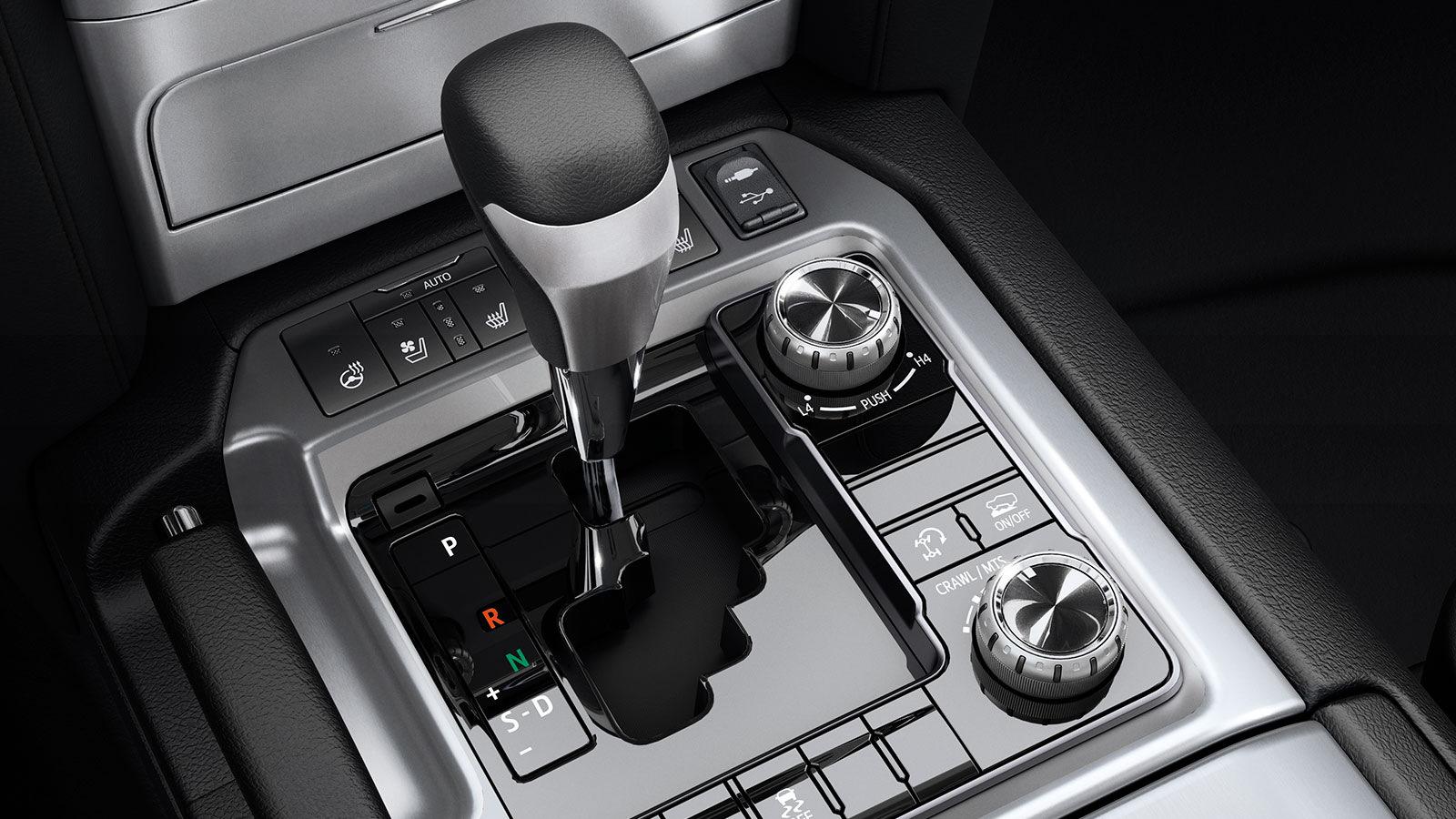 Коробка передач ЛК 200