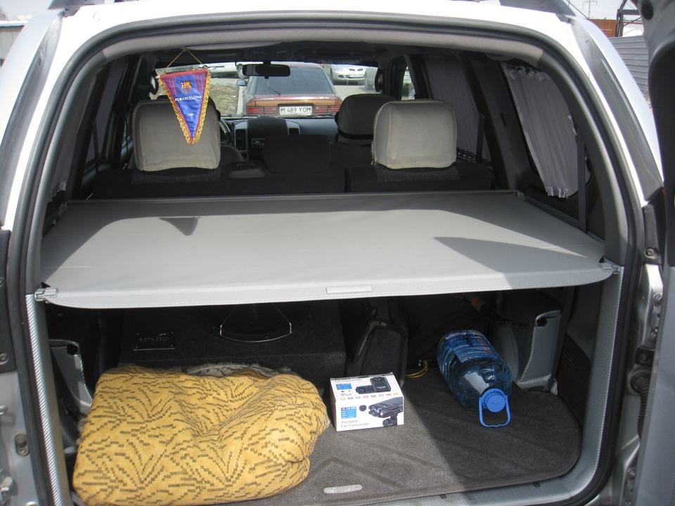 Багажник прадо 120