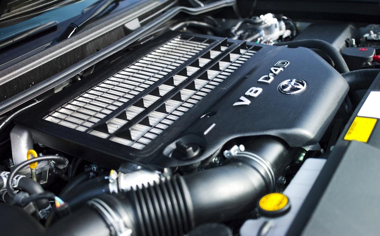 Двигатель дизель Тойота ЛК 200