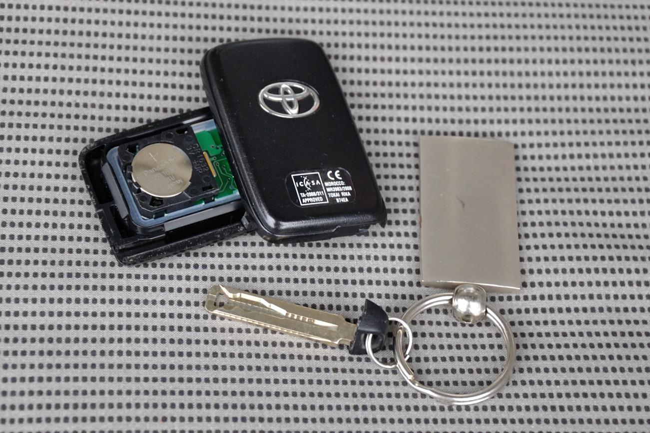 Батарейка ключа ЛК 200