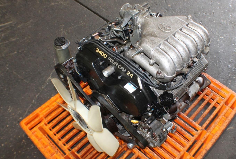 Двигатель Тойота 5VZ-FE