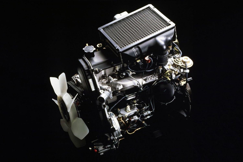 Двигатель 1KZ-TE Прадо 150 араб