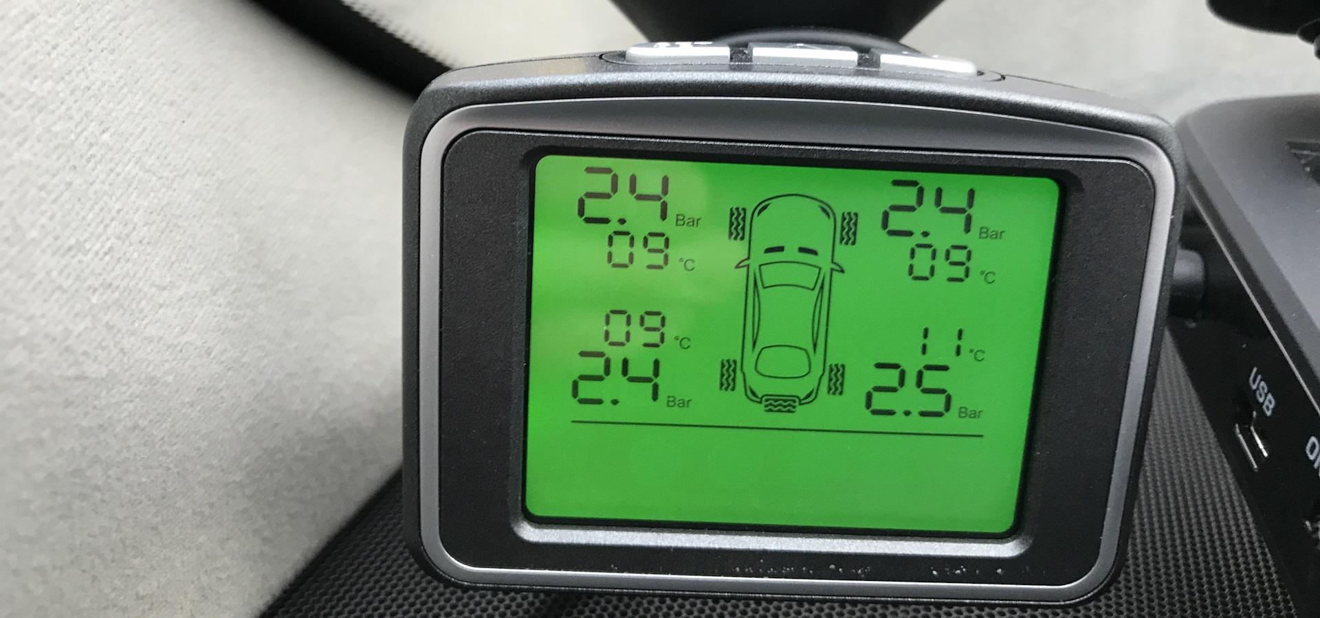 Датчик давления в шинах ТЛК 100