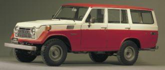 Тойота Ленд Крузер 50