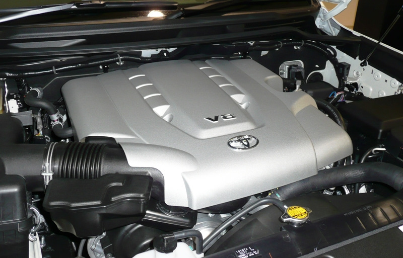 Двигатель Тойота GX