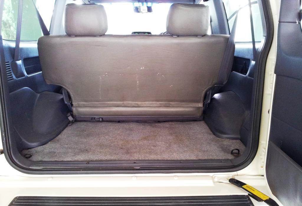 Багажник трехдверного прадо 90