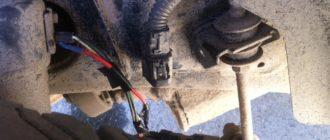 ремонт задних амортизаторов тойота 120