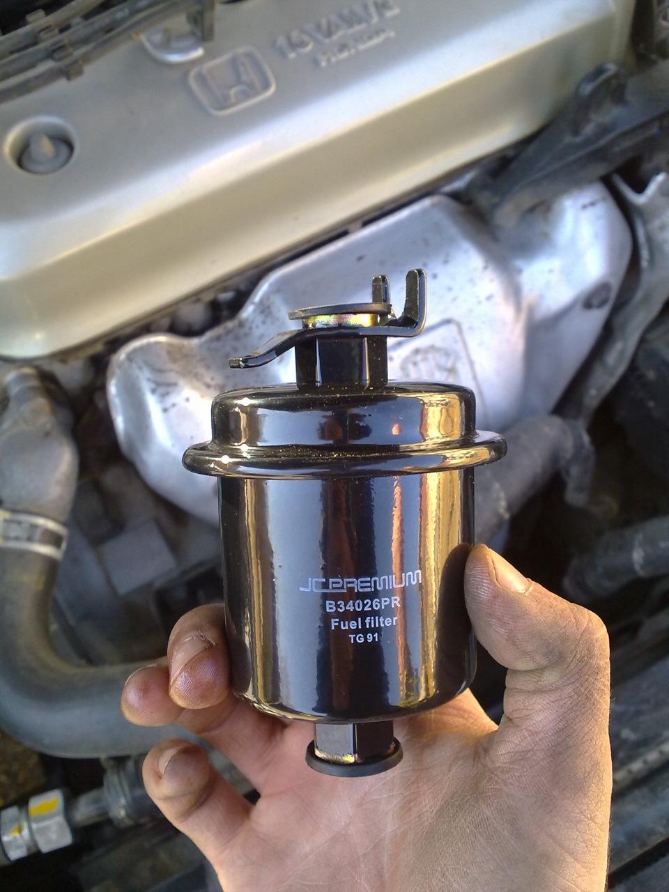 топливный фильтр прадо 120