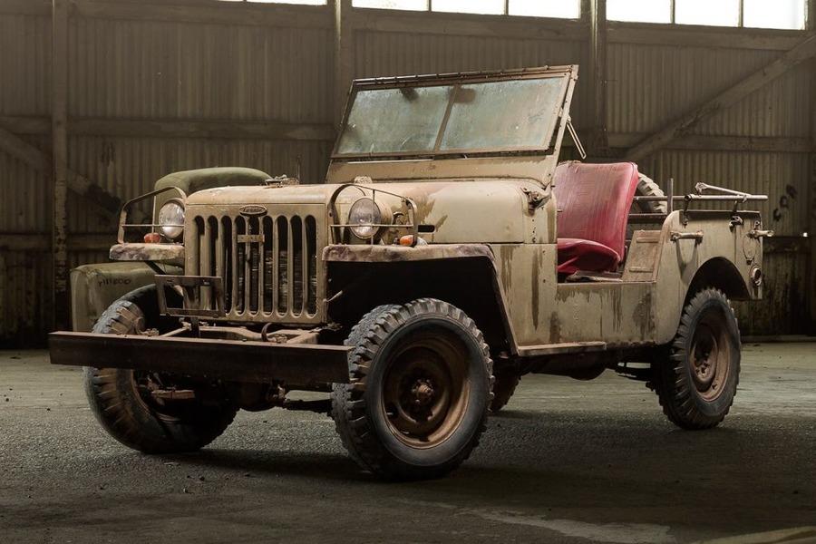 Тойота времен Второй Мировой Войны