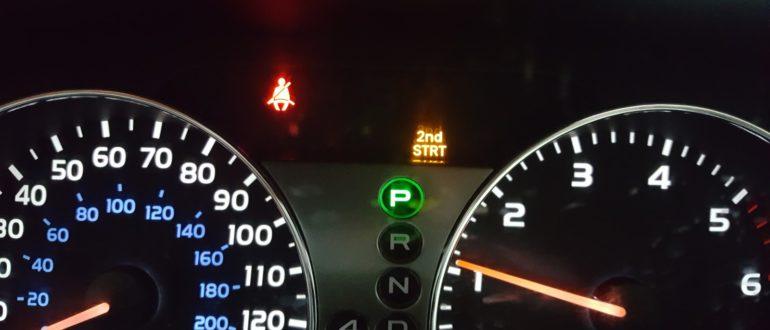 Кнопки ECT PWR и 2nd START в Land Cruiser 200