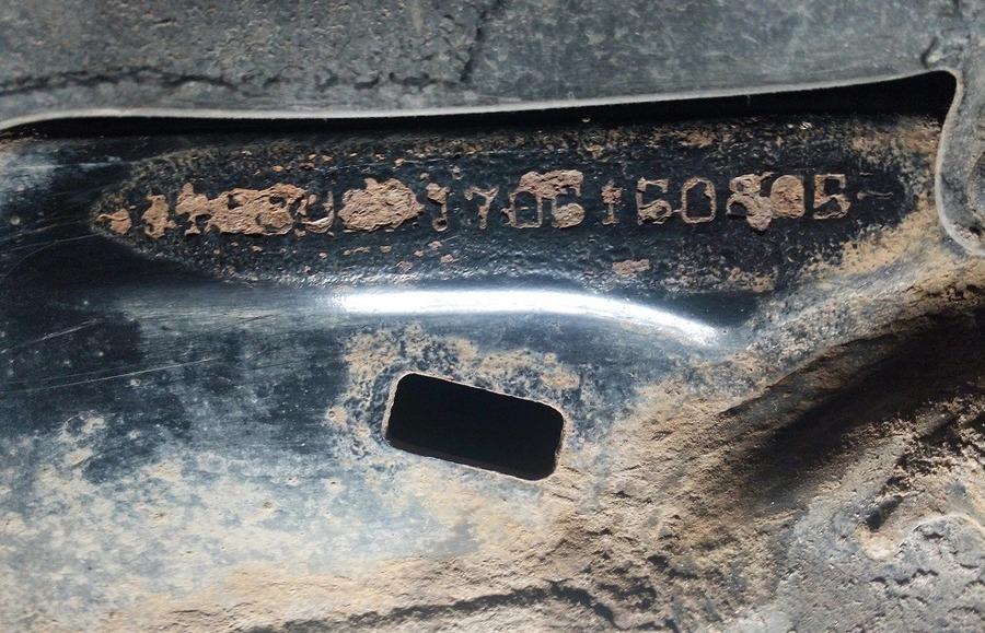 Коррозия покрытия на Тойота Прадо 200 МКПП
