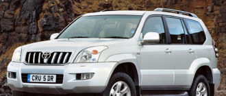 Toyota Land Cruiser Prado 120