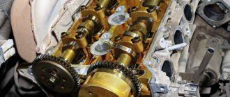Регулировка тепловых клапанов на Прадо 120