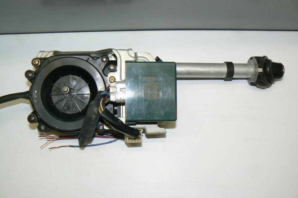 Автоматическая антенна для Прадо 100