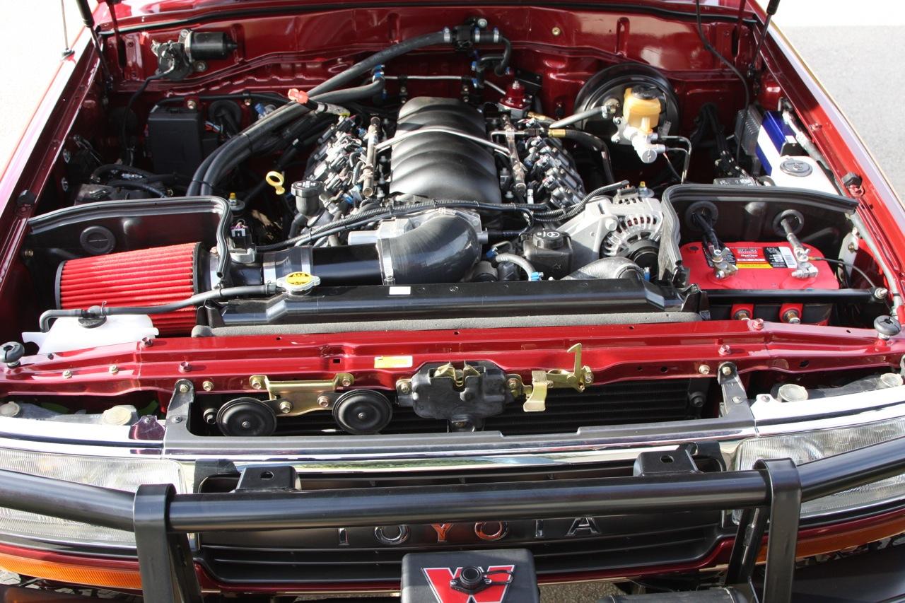Двигатель Ленд Крузер 80