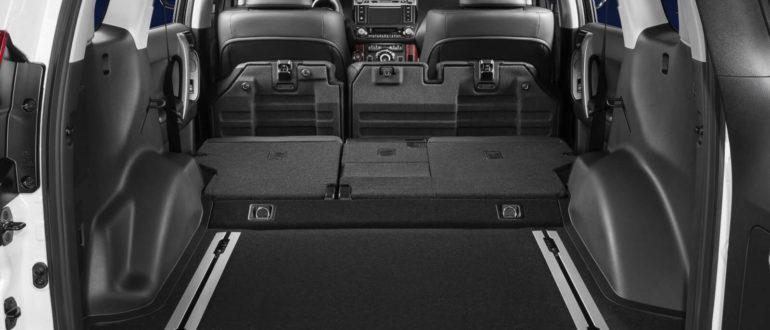 Багажник ЛК Прадо