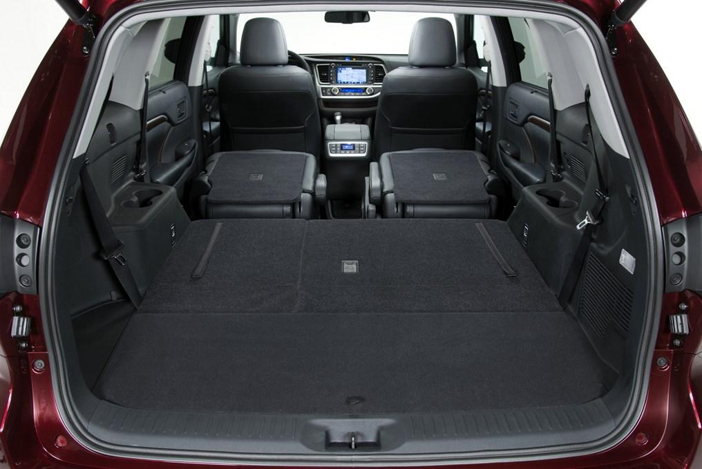 Багажник хайлендер
