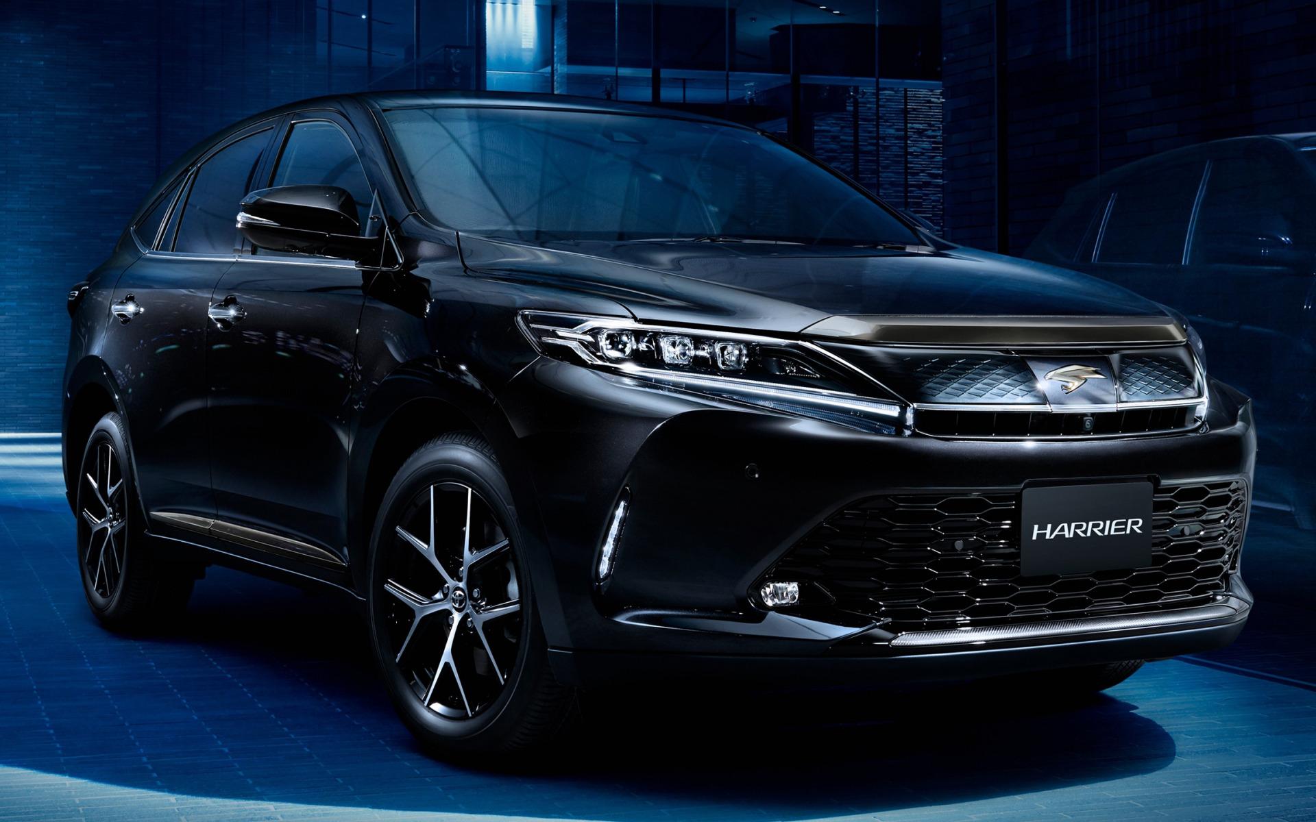 Тойота Харриер 2020 фото цена и технические характеристики кроссовера от Toyota 4-го поколения
