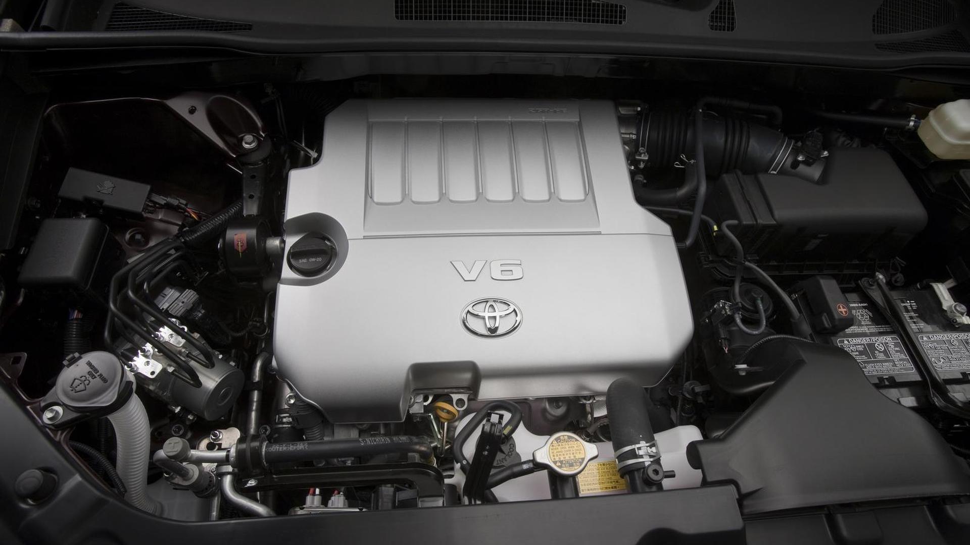 Двигатель Toyota Highlander 2011