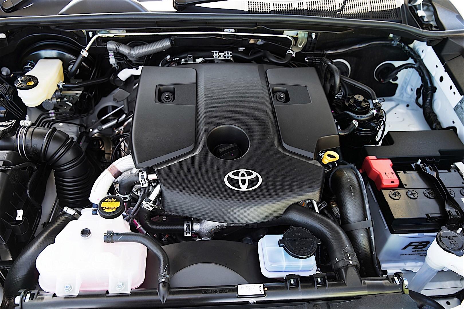 Двигатель 2.8 литра