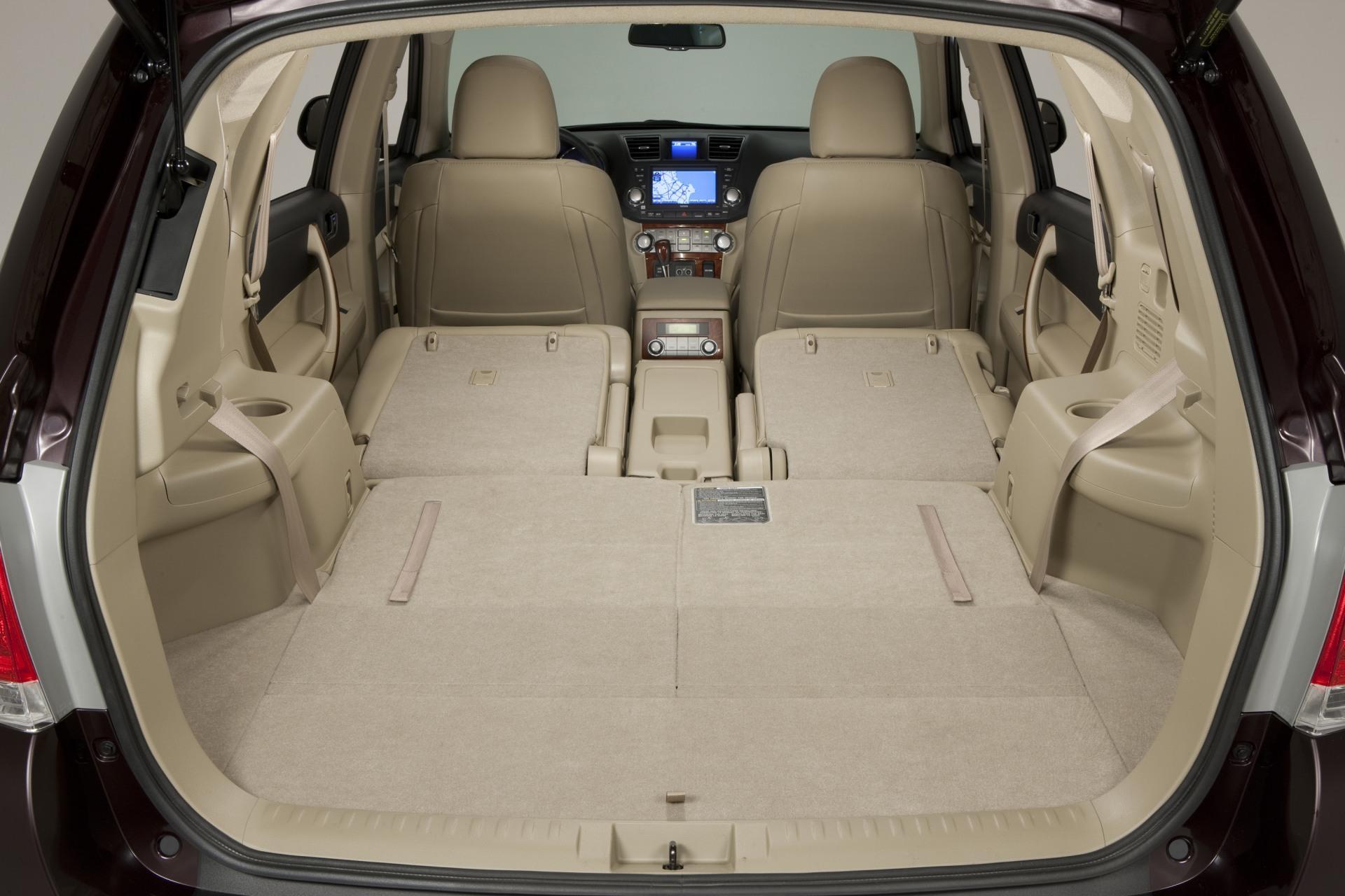 багажник Toyota Highlander 2011