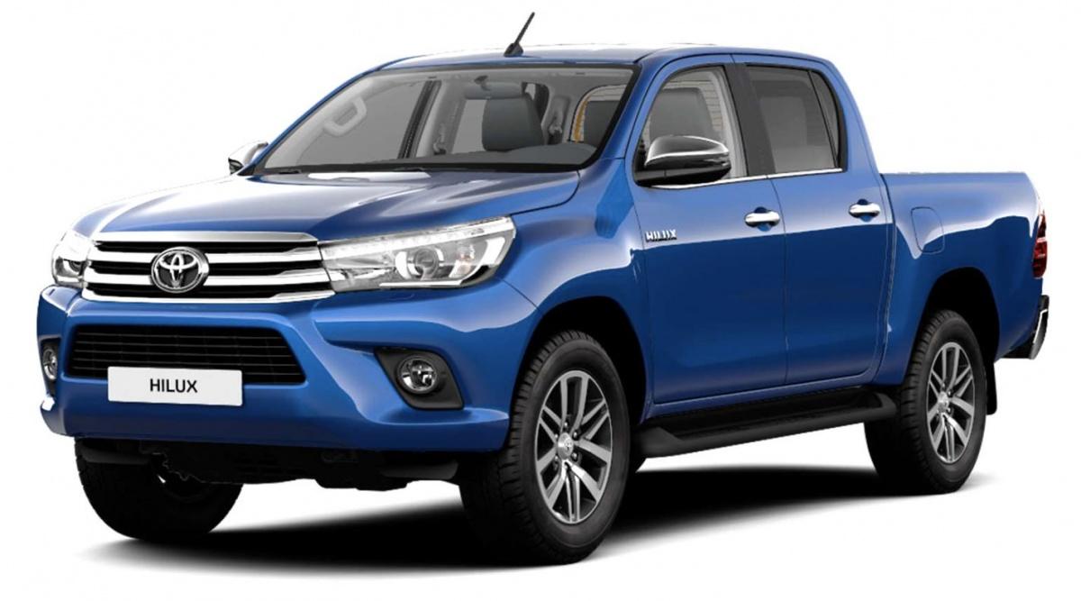 Toyota Hilux Престиж
