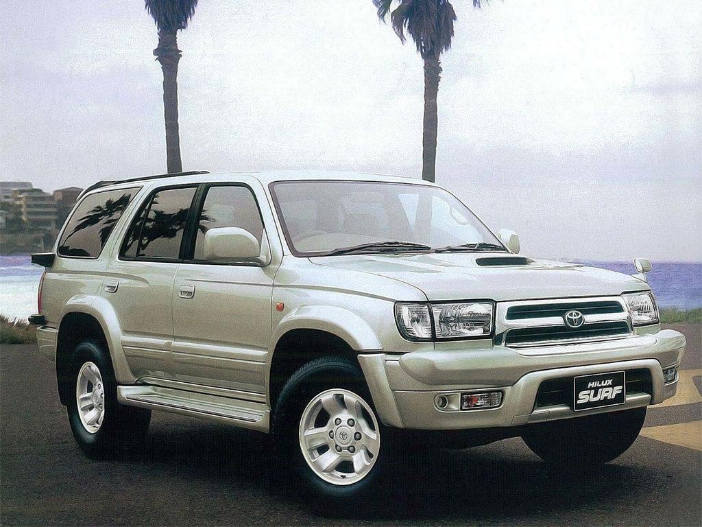 Тойота Хайлюкс Сурф 2000