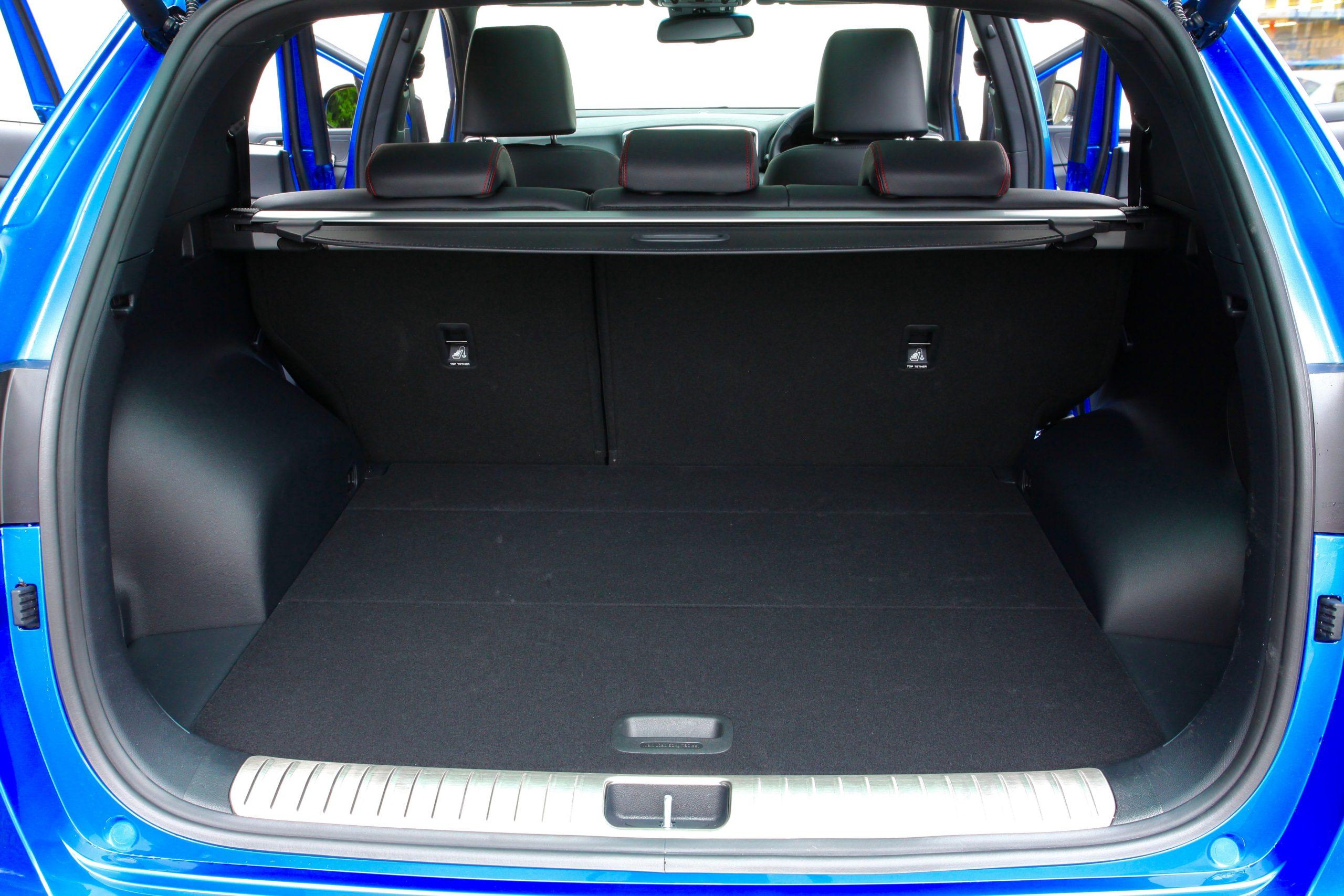 Kia Sportage 2019 багажник