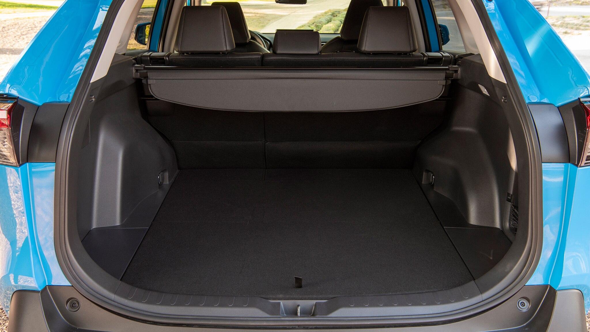 Тойота Рав 4 багажник