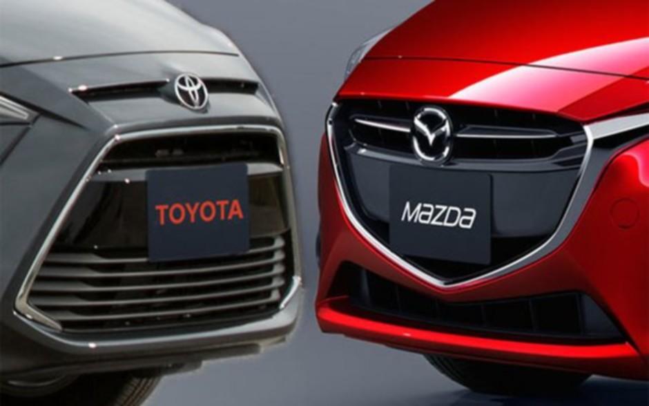 Mazda и Toyota укрепляют сотрудничество