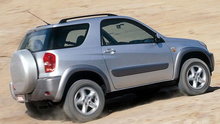 Джип/SUV 3-дверный
