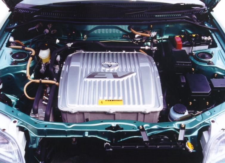 Тойота Рав4 первого поколения