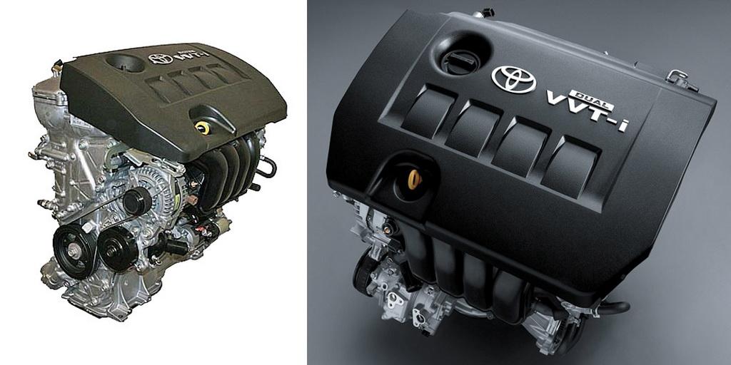 Мотор Тойота