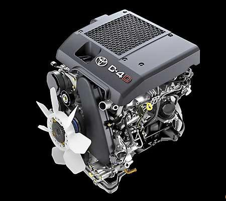 3-литровый агрегат 1KD-FTV