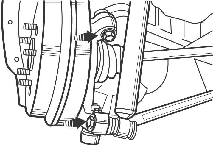 Как поменять задние рычаги на Toyota RAV4, какую марку детали выбрать