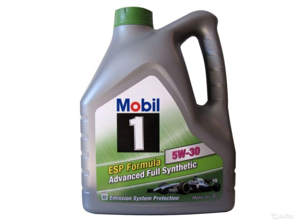 Mobil-1 ESP Formula 5W-30